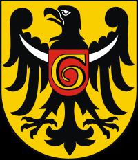 herb - powiat głogowski