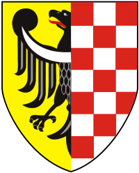 herb - powiat legnicki