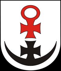 herb - powiat lubiński