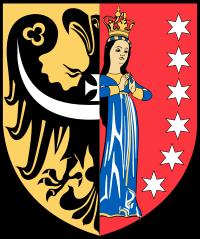 herb - powiat polkowicki