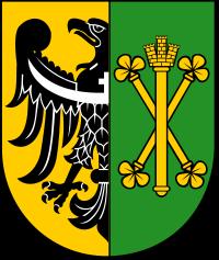herb - powiat średzki