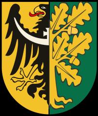 herb - powiat wałbrzyski