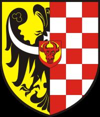 herb - powiat wołowski