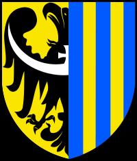 herb - powiat zgorzelecki
